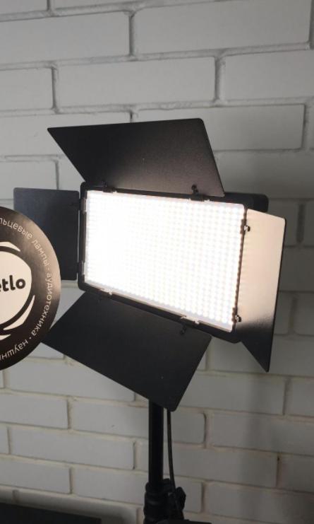 Видеосвет Varicolor Led U-600 Осветитель - Led Light Kit Varicolor