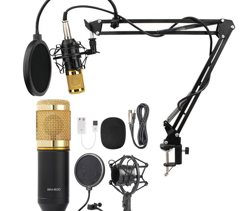 Пантографы, микрофоны, поп фильтр и аксессуары для блогеров